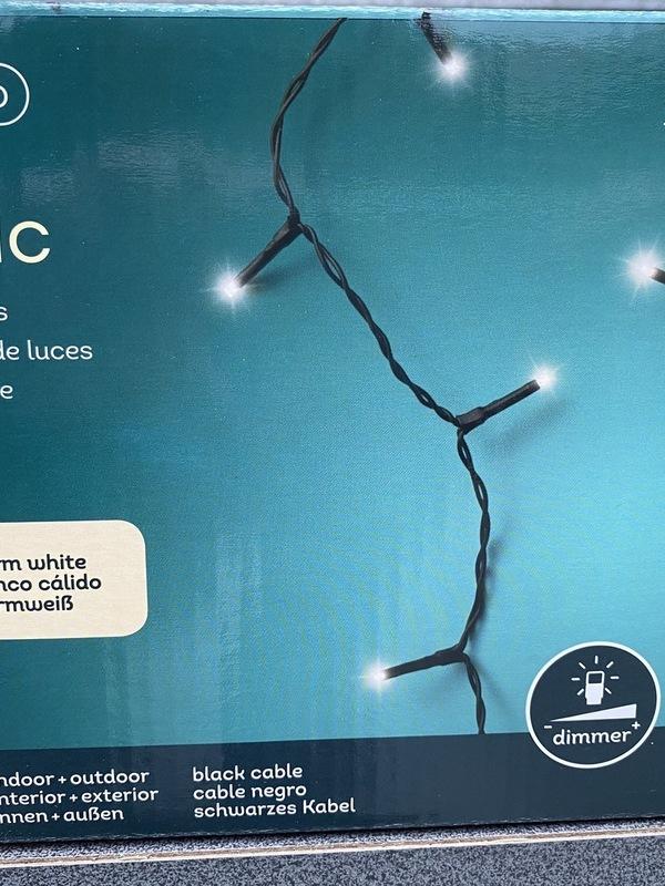 Kerstboomverlichting 27m