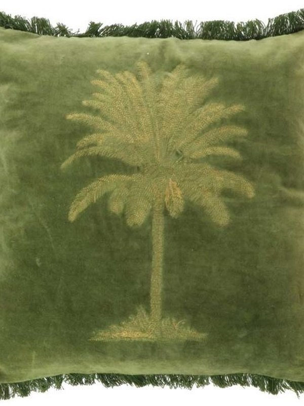 Kussen Palm Oil Green