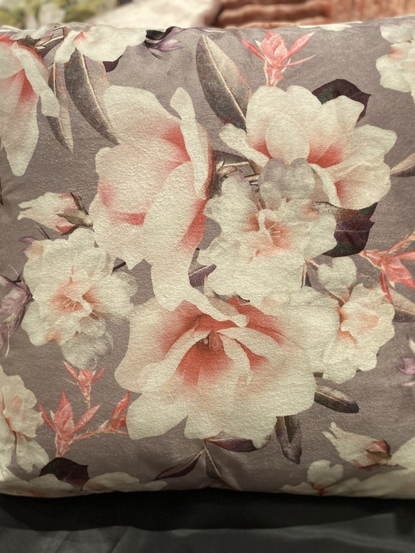 Kussenhoes Print4 Pink